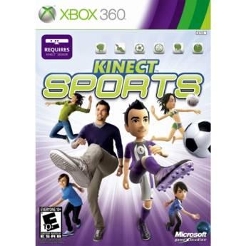 Comprar o produto de Kinect Sports - XBOX 360 em Jogos Novos pela empresa IT Computadores, Games Celulares em Tietê, SP por Solutudo