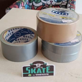 Comprar produto FITA SILVERTAPE em Fitas Adesivas pela empresa Villa Skate em Foz do Iguaçu, PR