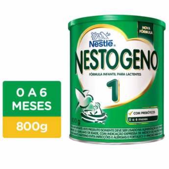 Comprar o produto de Nestogeno 1 800g em Leite Infantil em Foz do Iguaçu, PR por Solutudo