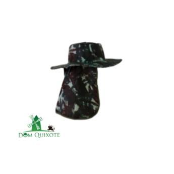 Comprar o produto de Chapéu Pescador Estampa Camuflada  em Vestimenta de Proteção pela empresa Dom Quixote Equipamentos de Proteção Individual em Jundiaí, SP por Solutudo