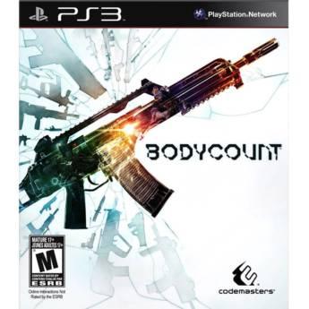 Comprar o produto de Bodycount - PS3 em Jogos Novos pela empresa IT Computadores, Games Celulares em Tietê, SP por Solutudo