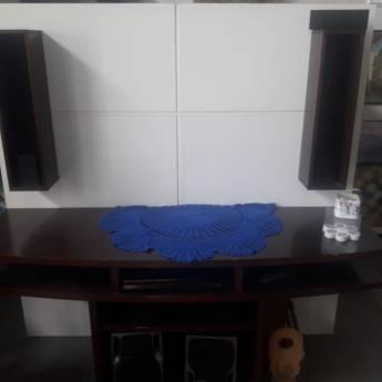 Comprar produto Estante para sala, antigo, marcas de uso - 170x 170 cm em Móveis pela empresa Cidade Vicentina Frederico Ozanam em Jundiaí, SP