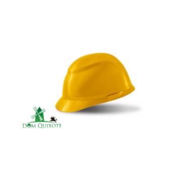 Comprar o produto de Capacete classe B Amarelo  - completo em Capacetes pela empresa Dom Quixote Equipamentos de Proteção Individual em Jundiaí, SP por Solutudo