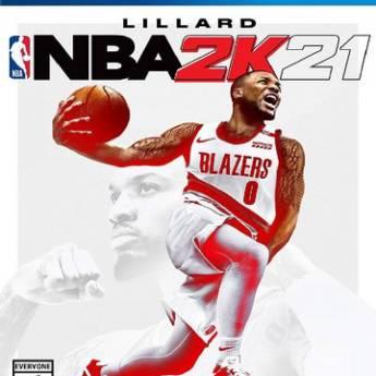Comprar o produto de NBA 2K21 - PS4 em Jogos Novos em Tietê, SP por Solutudo