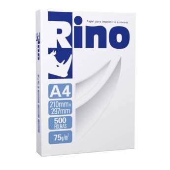 Comprar o produto de Sulfite Rino A4  em Cadernos e Papéis pela empresa Eloy Festas em Jundiaí, SP por Solutudo