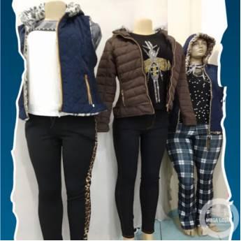Comprar o produto de  RUA- G LOJA 04 - FRAMODAS - Várias Cores & Tamanhos em Moda Feminina pela empresa Mega Lojão do Brás em Jundiaí, SP por Solutudo