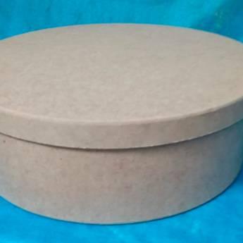 Comprar o produto de CAIXA REDONDA em Caixas em Atibaia, SP por Solutudo