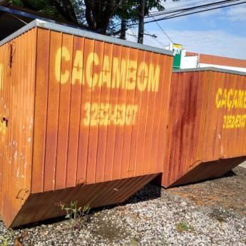 Comprar o produto de Caçamba em Construção em Tietê, SP por Solutudo