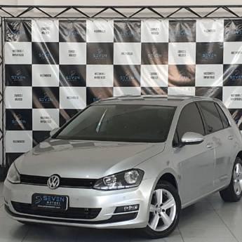 Comprar o produto de VOLKSWAGEN GOLF – 1.4 TSI COMFORTLINE 16V GASOLINA 4P AUTOMÁTICO 2014 em Golf em Botucatu, SP por Solutudo