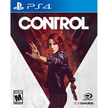 Comprar o produto de Control - PS4 em Jogos Novos pela empresa IT Computadores, Games Celulares em Tietê, SP por Solutudo