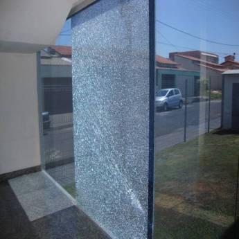 Comprar o produto de Peliculas de proteção para vidros em Vidros em Jundiaí, SP por Solutudo