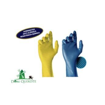 Comprar o produto de Luva de Látex Nitrílico Super Glove em Luvas pela empresa Dom Quixote Equipamentos de Proteção Individual em Jundiaí, SP por Solutudo