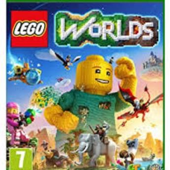 Comprar o produto de Lego Worlds - XBOX ONE em Jogos Novos pela empresa IT Computadores, Games Celulares em Tietê, SP por Solutudo