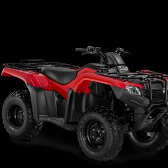 Comprar o produto de TRX 450 FOURTRAX em Lojas de Motos em Botucatu, SP por Solutudo