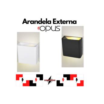 Comprar o produto de Arandela Externa em Iluminação pela empresa Multi Energia Instalações e Materiais Elétricos  em Atibaia, SP por Solutudo