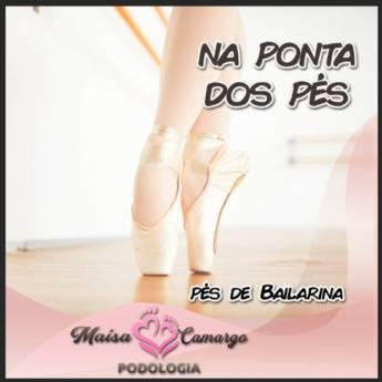 Comprar o produto de Cuidados Podologicos com os pés de Bailarinas em Podologia em Botucatu, SP por Solutudo