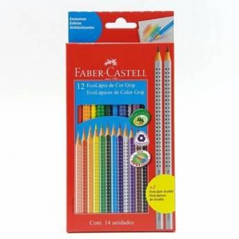 Comprar o produto de Lápis Faber Ecolapis Kit em Canetas, Lápis e Afins pela empresa Eloy Festas em Jundiaí, SP por Solutudo