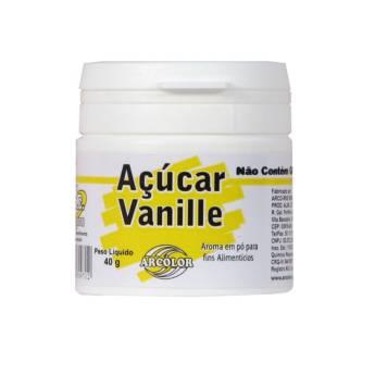 Comprar o produto de Açúcar Vanille Arcolor  em Alimentos e Bebidas pela empresa Eloy Festas em Jundiaí, SP por Solutudo
