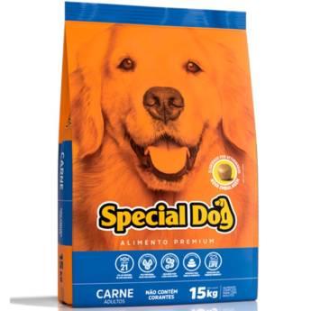 Comprar o produto de Ração Special dog Carne 15 kg - Premium 21% de proteína em A Classificar em Botucatu, SP por Solutudo