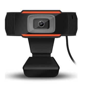 Comprar o produto de CÂMERA HD 720P USB, COM MICROFONE, PARA COMPUTADOR, NOTEBOOK, VIDEOCONFERÊNCIAS em Novos pela empresa Multi Consertos - Celulares,  Informática e Vídeo Games em Botucatu, SP por Solutudo