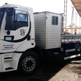 Comprar o produto de Caminhão com carroceria aberta em Outros Modelos em Aracaju, SE por Solutudo