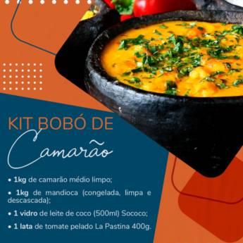 Comprar o produto de Kit Bobó de Camarão em Alimentos em Botucatu, SP por Solutudo