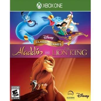 Comprar o produto de Disney Aladdin e Rei Leão - XBOX ONE em Jogos Novos pela empresa IT Computadores, Games Celulares em Tietê, SP por Solutudo