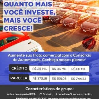 Comprar o produto de Consórcio de Automóveis em Consórcios em Foz do Iguaçu, PR por Solutudo