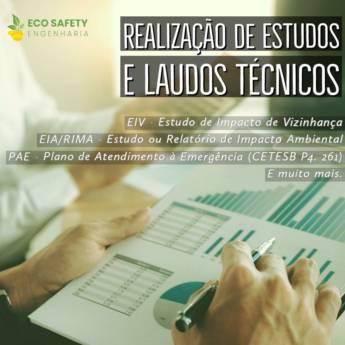 Comprar o produto de Estudos e Laudos Técnicos (atendimento a CETESB, IBAMA, entre outros órgãos). em Serviços Ambientais em Americana, SP por Solutudo