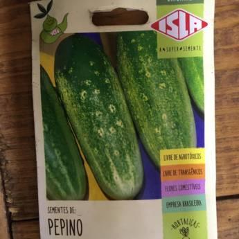 Comprar o produto de semente pepino caipira  em A Classificar em Botucatu, SP por Solutudo