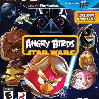 Comprar o produto de Angry Birds: Star Wars - PS3 em Jogos Novos pela empresa IT Computadores, Games Celulares em Tietê, SP por Solutudo