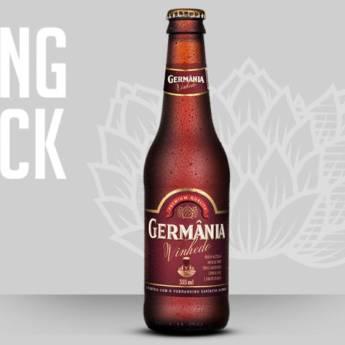 Comprar o produto de Cerveja Germânia Vinhedo em Cervejas em Atibaia, SP por Solutudo
