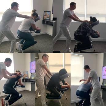 Comprar o produto de Massagem para Empresas! em Massoterapeutas em Americana, SP por Solutudo