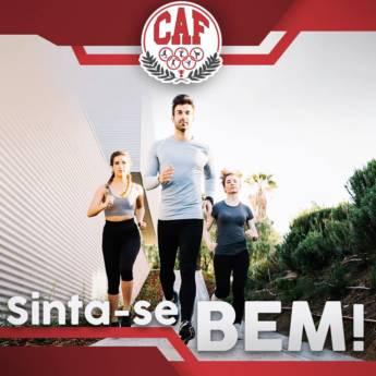 Comprar o produto de Caf - Sinta-se BEM! em A Classificar pela empresa CAF - Centro de Atividade Física em Boituva, SP por Solutudo