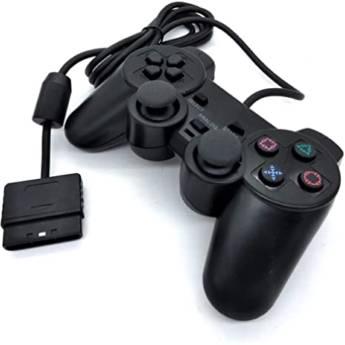 Comprar o produto de Controle para Playstation 2 em Novos pela empresa Multi Consertos - Celulares,  Informática e Vídeo Games em Botucatu, SP por Solutudo
