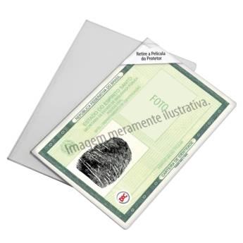 Comprar produto Protetor de acrílico para RG em A Classificar pela empresa A Colegial Papelaria em Botucatu, SP