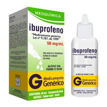 Comprar o produto de ibuprofeno gotas medquimica em Outros em Foz do Iguaçu, PR por Solutudo