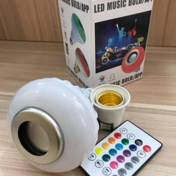 Comprar o produto de LAMPADA BLUETOOTH em A Classificar em Botucatu, SP por Solutudo