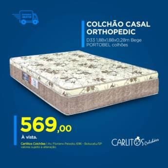 Colchao Portobel