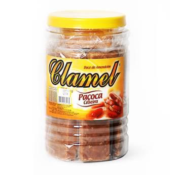 Comprar o produto de Paçoca Caseira Clamel  em Alimentos e Bebidas pela empresa Eloy Festas em Jundiaí, SP por Solutudo