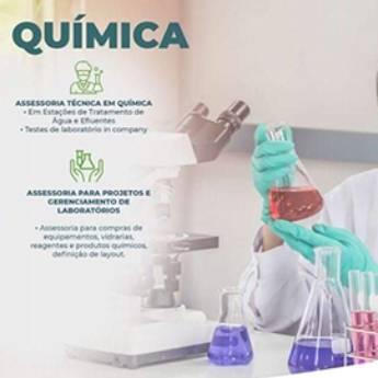 Comprar o produto de Assessoria para Projetos e Gerenciamento de Laboratórios em Engenharia Química em Americana, SP por Solutudo