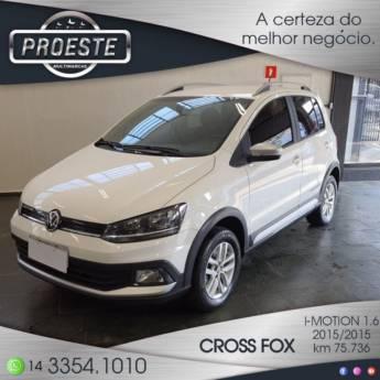 Comprar o produto de CROSS FOX 1.6 AUTO em Concessionárias em Botucatu, SP por Solutudo