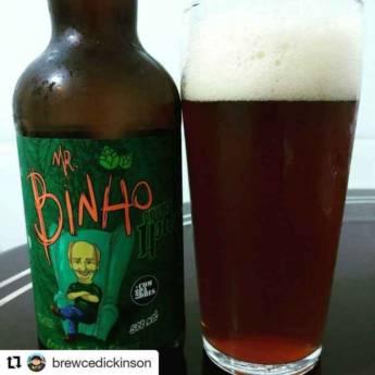Comprar o produto de Cerveja • Los Compadres Mr. Binho em Cervejas em Atibaia, SP por Solutudo