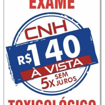Comprar o produto de Exame Toxicológico CNH em Outros em Aracaju, SE por Solutudo