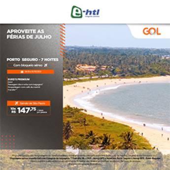 Comprar o produto de Porto Seguro 7 Noites em Agências de Turismo em Americana, SP por Solutudo