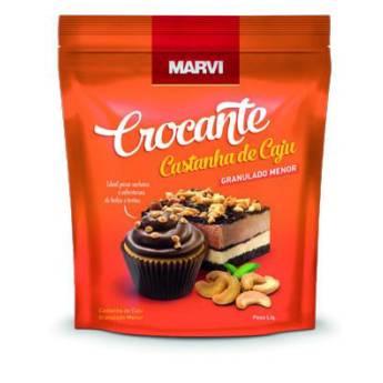 Comprar o produto de Crocante Marvi em Alimentos e Bebidas pela empresa Eloy Festas em Jundiaí, SP por Solutudo