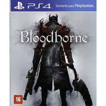 Comprar o produto de BloodBorne -PS4 em Playstation 4 em Tietê, SP por Solutudo
