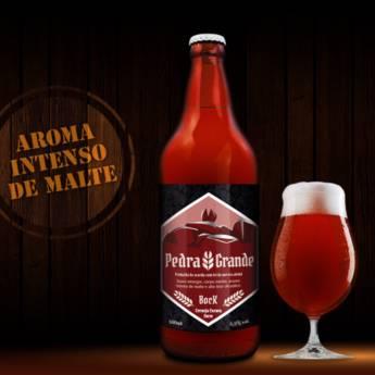 Comprar o produto de Cerveja • Pedra Grande Bock em Cervejas em Atibaia, SP por Solutudo