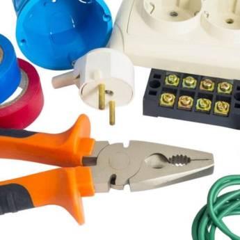 Comprar o produto de Materiais Elétricos em Ferramentas em Atibaia, SP por Solutudo
