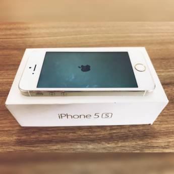 Comprar o produto de Iphone 5s em iPhone 5S em Tietê, SP por Solutudo
